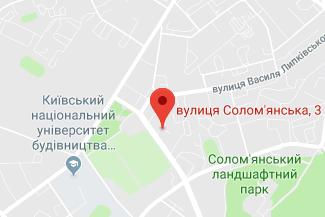Нотариус на улице Соломенская Франчук Ирина Анатольевна