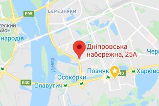 Нотариус на Днепровской набережной Мищенко Елена Петровна