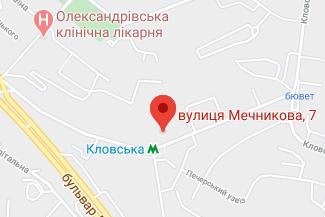 Нотариус на улице Мечникова в Киеве Посыпанко Анжела Анатольевна