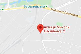 Нотариус на улице Николая Василенко Пугачова Катерина Станиславовна