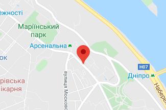 Нотаріус на вулиці Івана Мазепи Скляр Оксана Станиславовна