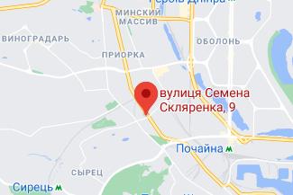 Нотариус на улице Скляренко - Зубкова Елена Егоровна