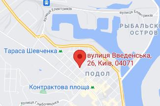 Нотариус на улице Введенская Иванченко Вадим Юрьевич