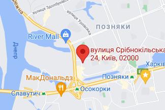 Нотариус на улице Срибнокильська Стадченко Алина Викторовна