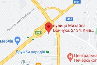 Нотариус на улице Михаила Бойчука - Новохатняя Наталия Сергеевна