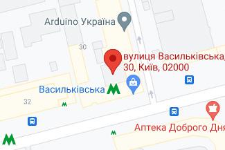 Нотариус на улице Васильковская - Жерносекова Дарья Данииловна